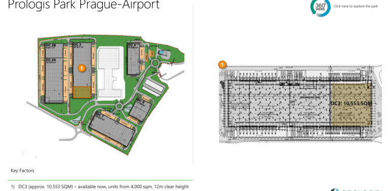 Prague airport Jenec