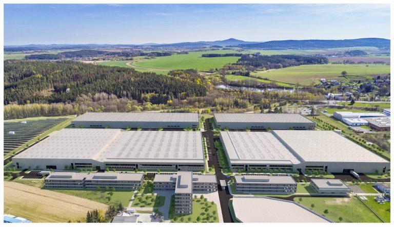 Industrial Park Tachov