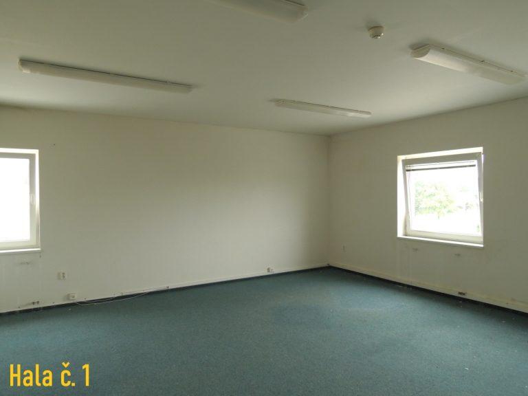 1019-1 Objekt 5070 - Kancelář 30 m2