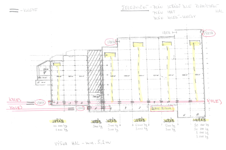 plan budovy update